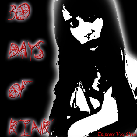 30 days of kink